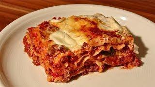 Lasagne Bolognese-lasagna Bolognese Selber Machen-lasagne-lasagna Bolognese