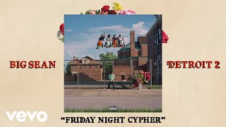 Friday Night Cypher (Audio)