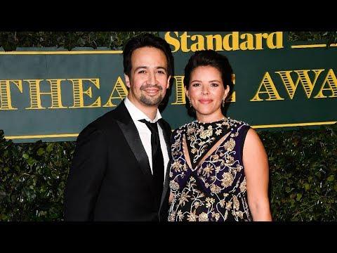 Lin Manuel Miranda and Wife Vanessa Nadal Expecting Baby No  2