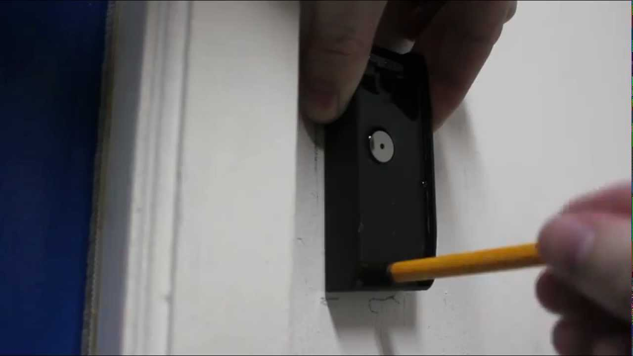 How To Install Rfid Access Control Reader Youtube Liftmaster K001a52514 Garage Door Opener Circuit Board For Lgo