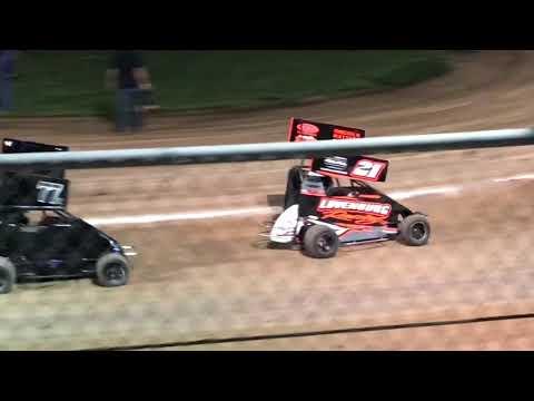 WoO Delta Speedway 3/17/19 Jr Main Cash
