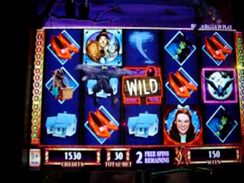 Wizard of oz slot machine locations las vegas dealer in casino movie
