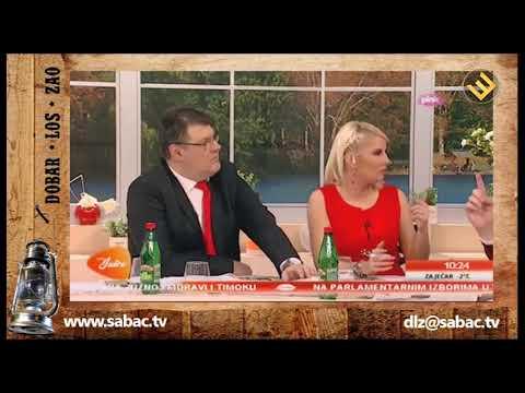 #Dobar Loš Zao - 9. mart 2018. - gost: Dragoljub Draža Petrović