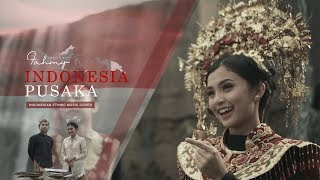 LAGU NASIONAL INDONESIA PUSAKA - COVER BY FAHMY ARSYAD SAID (Indonesian Ethnic Music Version)