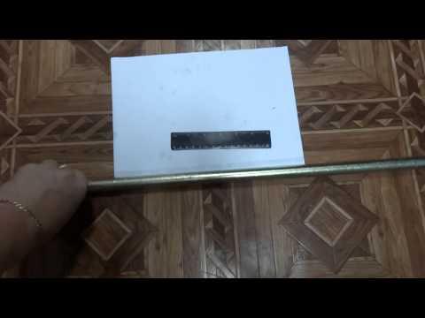 Фундаментный болт оцинкованный  Гост 24379.1-80