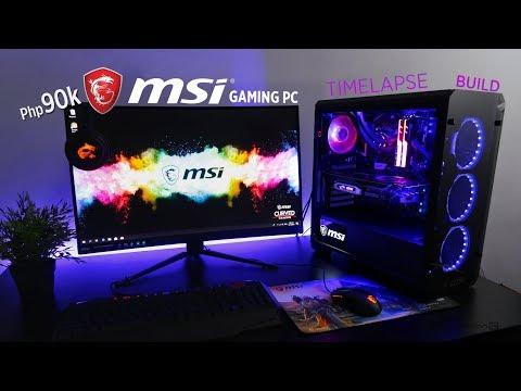Php90K MSI Gaming