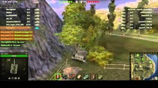 World of Tanks покатушки в кб пробую командовать