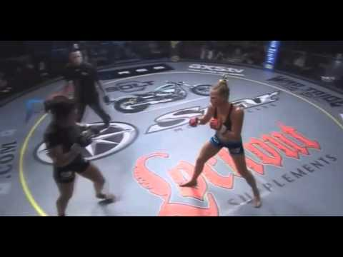 TOP 5 HOLLY HOLM KNOCKOUTS