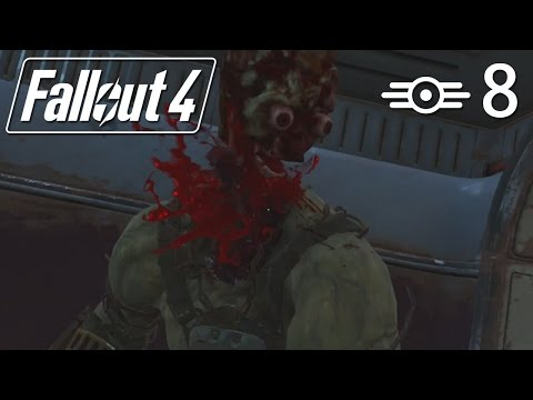 Fallout 4 | Milk of Human Kindness (P8 Truncated)