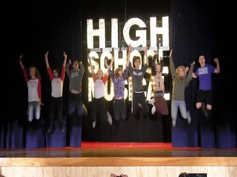 "Drama club to present ""High School Musical on Stage!"""