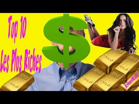 Les  Hommes Les plus riches du Monde en 2015 - Classement Forbes - Top 10