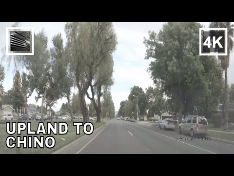 Driving from Upland to Chino Hills, Euclid Avenue (CA 83) from YouTube · Duration:  19 minutes 43 seconds