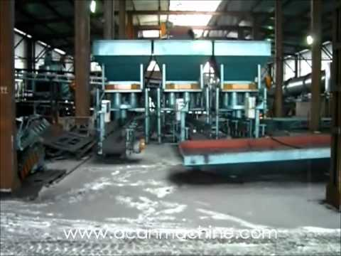 ACAN   Coal Briquetting Plant Assembly