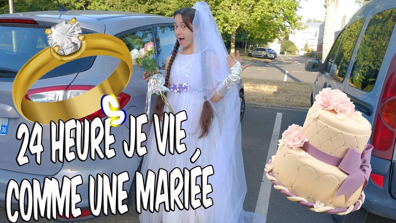 Download 24 HEURES JE VIE COMME UNE MARIÉE/ CHALLENGE 2020 /MLLE SABINA