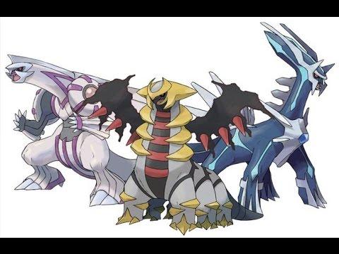 Pokemon adventure red cheats (dialga,palkia,giratina)