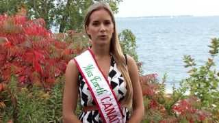 Miss Earth Canada 2013 Eco-Beauty Video