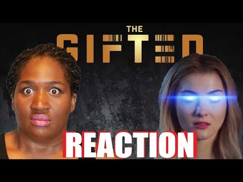 "The Gifted 1x10 ""Exploited"" REACTION!!"