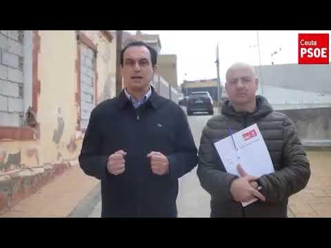 El PSOE Ceuta denuncia las deficiencias de Alcalá del Valle
