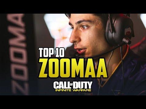 TOP 10 ZooMaa Moments in Infinite Warfare