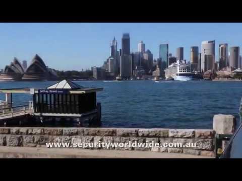 Security Worldwide | Camera Test Vehicle | Sydney's Best Locations