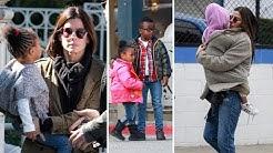 Sandra Bullock's Daughter & Son - 2018 {Laila Bullock | Louis Bullock}