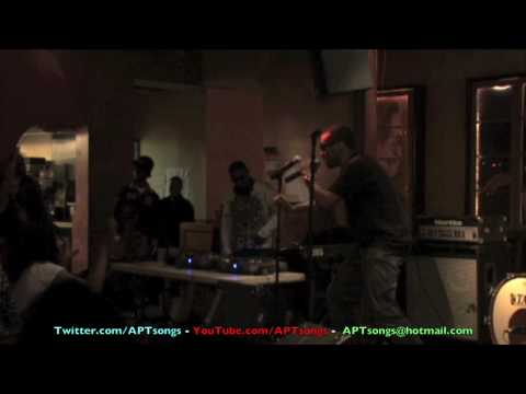 A.P.T. LIVE Performance @ Stevie's Creole Bar & Grill (10.20.09)