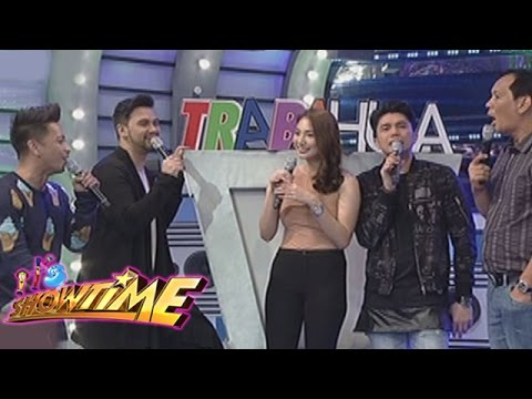 It's Showtime: Jhong is speechless because of Aiko