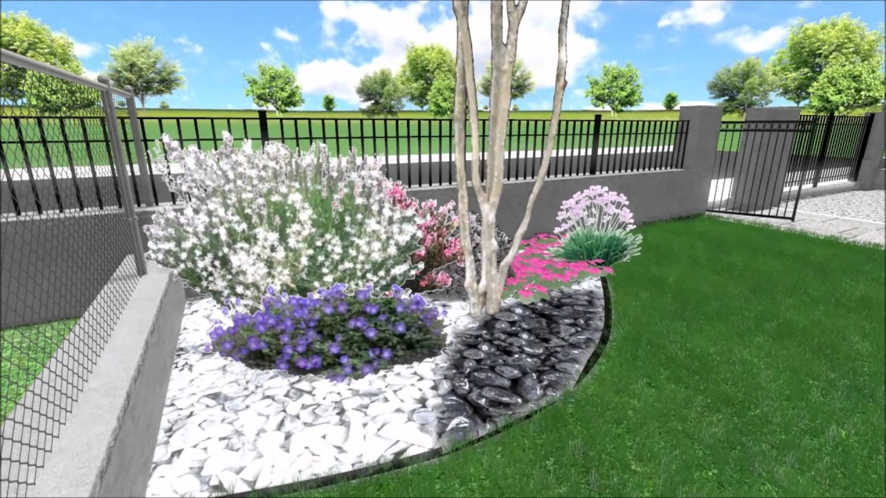 Molto Progettazione giardino privato Udine - YouTube GQ85