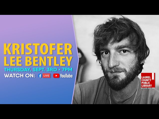 Kristofer Lee Bentley: Full Show