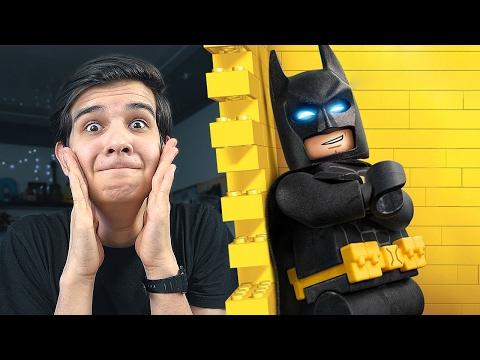 Кадры из фильма Лего Фильм: Бэтмен