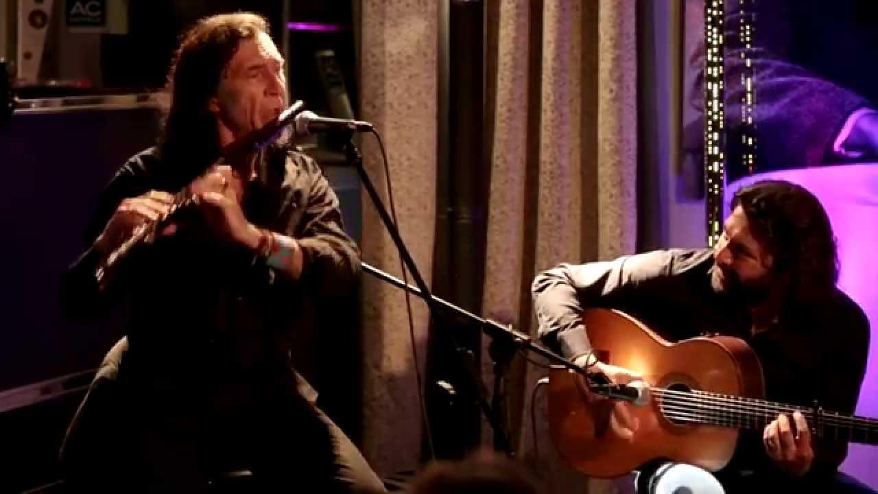 Jorge Pardo & Josemi Carmona - Buleria - AC RECOLETOS LIVE-