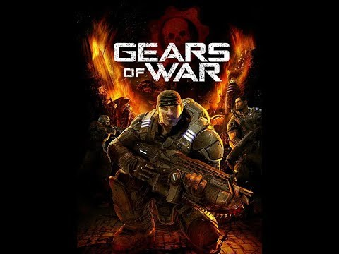 Lets Play: Gears of War(2006) Act 1- Ashes Walkthrough Part 1