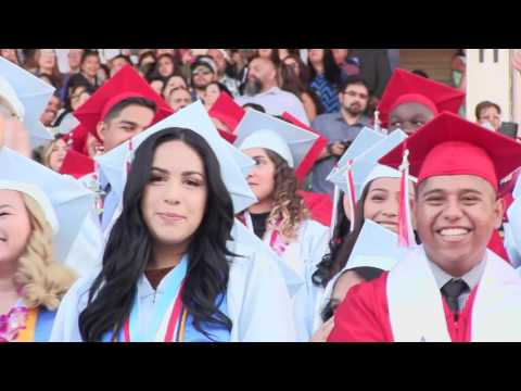 2016 Ganesha High School Commencement Ceremony