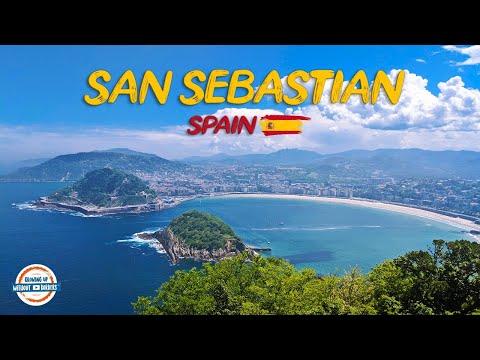 San Sebastián / Donostia - Spain's Most Romantic City | 90+ Countries With 3 Kids