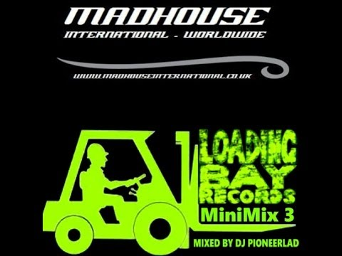MADHOUSE LOADING BAY MiniMix 3