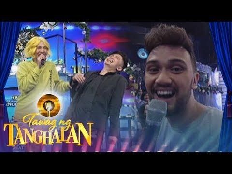 Tawag ng Tanghalan: Vice Ganda teases Billy Crawford