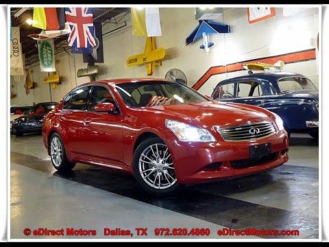 2008 Infiniti G35 Sport 6 Speed Edirect Motors Youtube