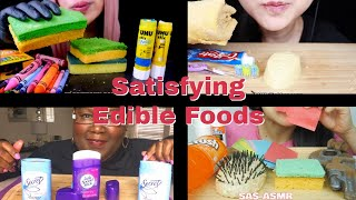 Most Satisfying Edible Foods ASMR