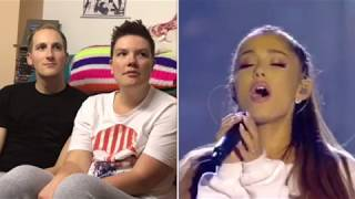 REACT: Ariana Grande - Somewhere Over The Rainbow Live @ One Manchester Concert