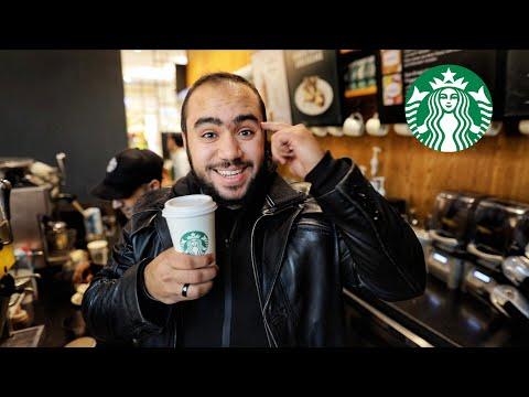 تشرب ايه من ستاربكس Starbucks ؟ الجزء الأول