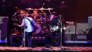 Neil Young and Crazy Horse - Like a Hurricane  - live at Waldbühne Berlin