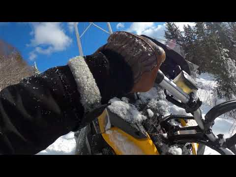 Skidoo Tundra Show Down