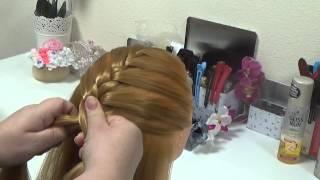 Видео урок №1. Французская коса