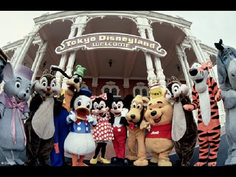 Tokyo Disneyland, Theme Park in Japan - Best Travel Destination