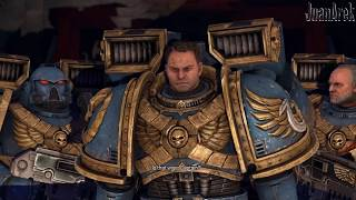 Warhammer 40k: Space Marine - HD 1440p PC Gameplay - First level