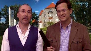 RFID-Implantate - Robert Stein und Stefan Hief berichten über das Seegespräche-Talkthema