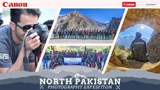 CANON | North Pakistan Photography Expedition