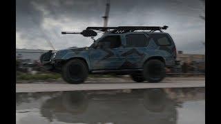#Thumper Doomsday truck