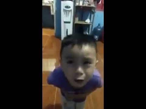 Video Lucu Anak Kecil yang Dimarahi Sang Ibu, Yuk Lihat