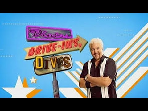 Diners drive ins and dives portland oregon episode